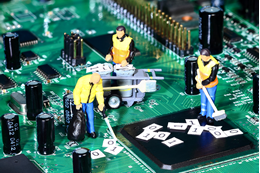 Ultimate Guide to Cleaning Electronics