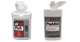 Picture of Chemtronics Introduces FsA50 Fusion Splice Wipes
